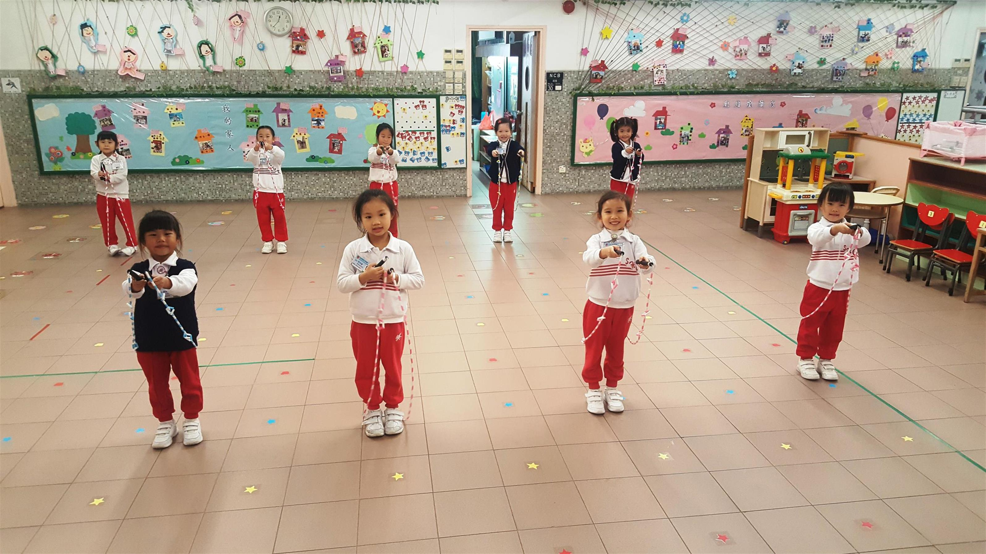 Rope Skipping Class