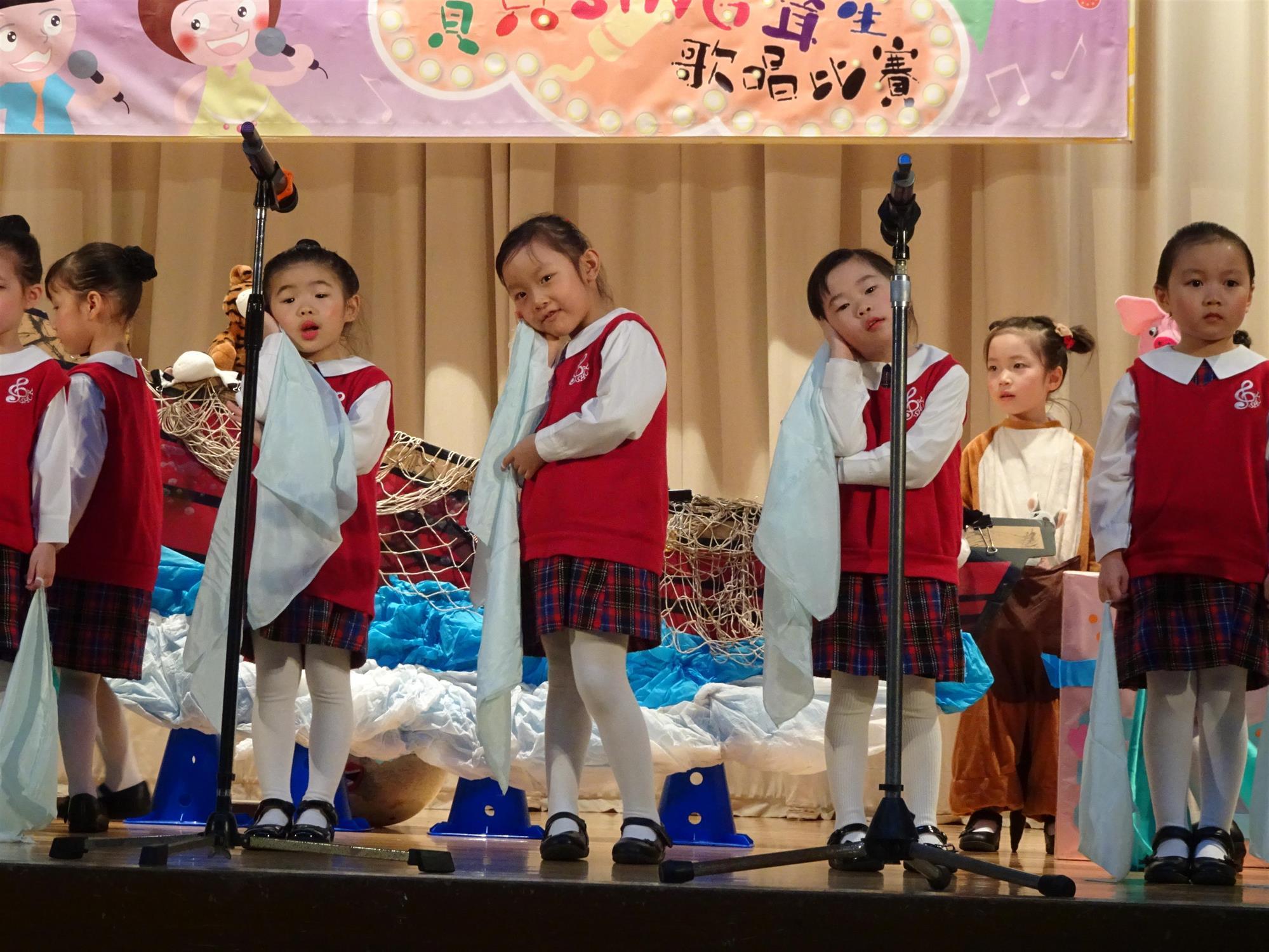 SHCK Choir Group